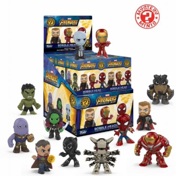 Avenger's Infinity War Mystery Mini Blind Box
