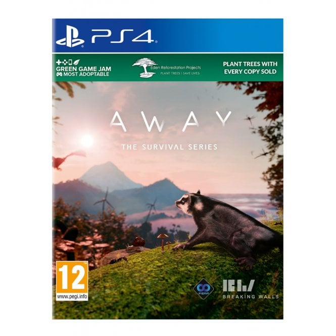 Away The Survival Series PS4
