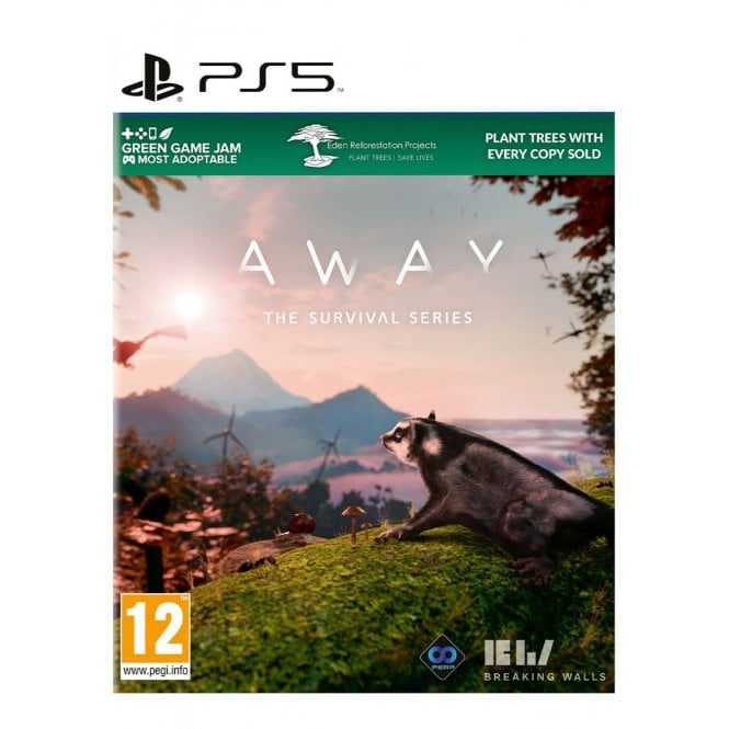 Away The Survival Series PS5