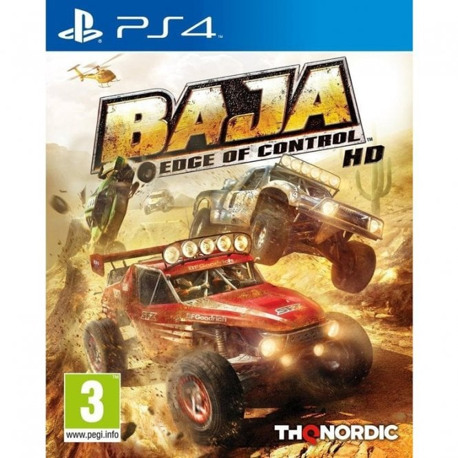 Baja Edge of Control PS4