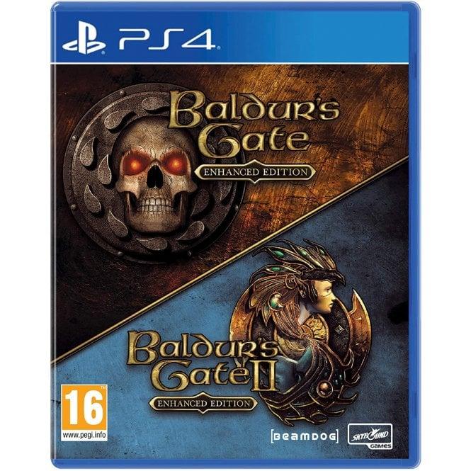 Baldur's Gate Enhanced Edition PS4