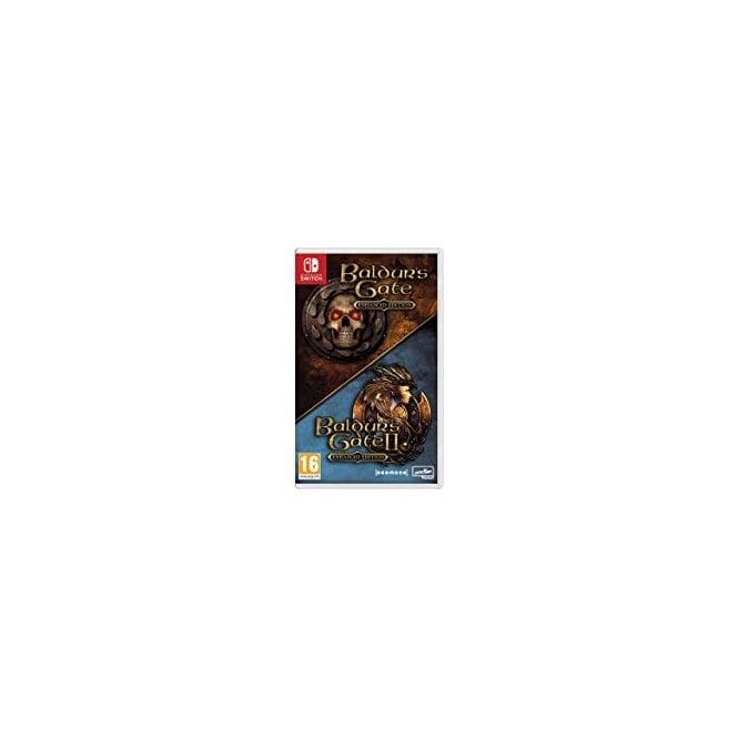 Baldur's Gate Enhanced Edition Switch