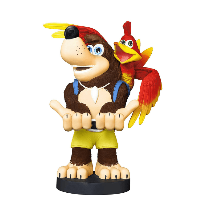Banjo Kazooie Cable Guy