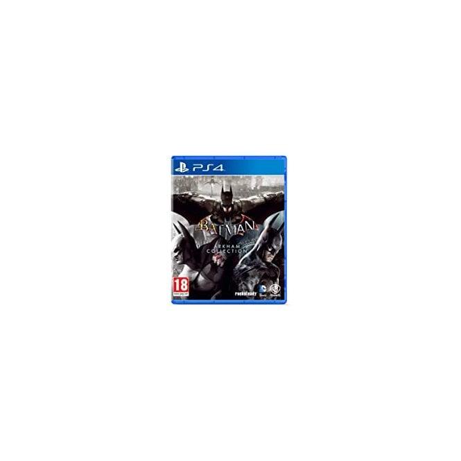Batman Arkham Collection Standard Edition PS4