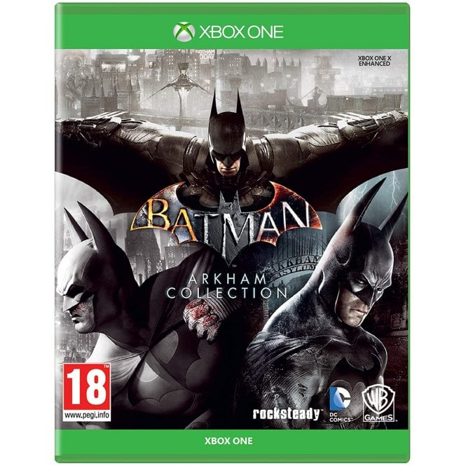 Batman Arkham Collection Xbox