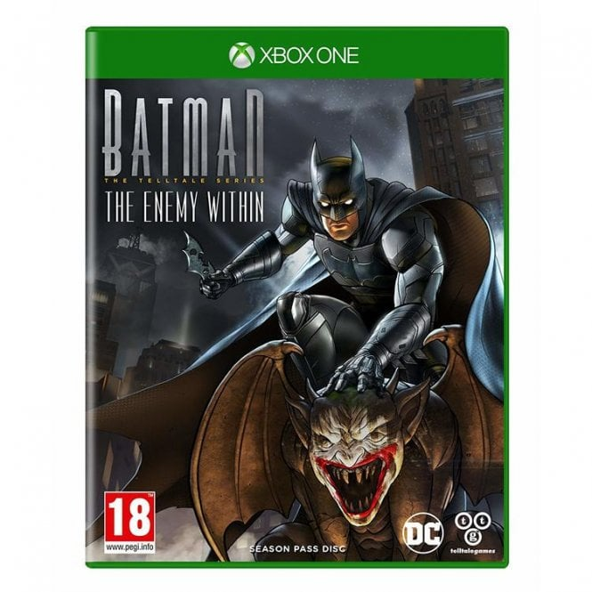 Batman Enemy Within Telltale Series Xbox One