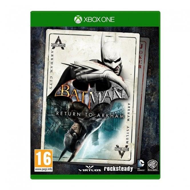 Batman Return To Arkham Xbox