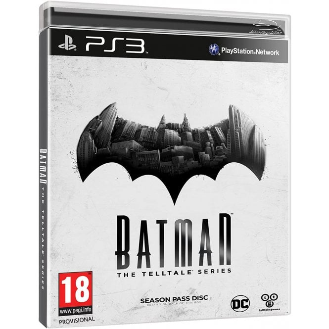 Batman The Tell Tale Series PS3
