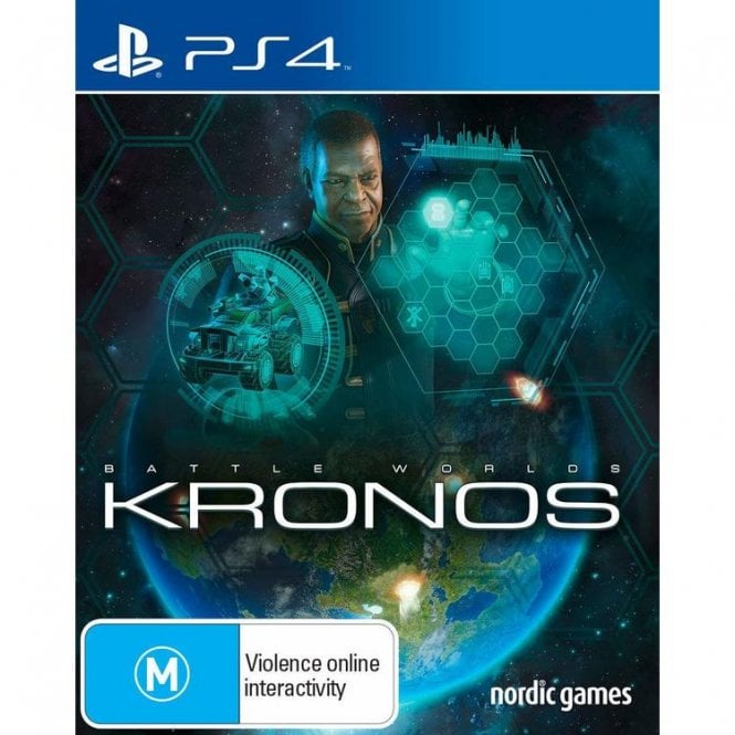 Battle Worlds Kronos PS4