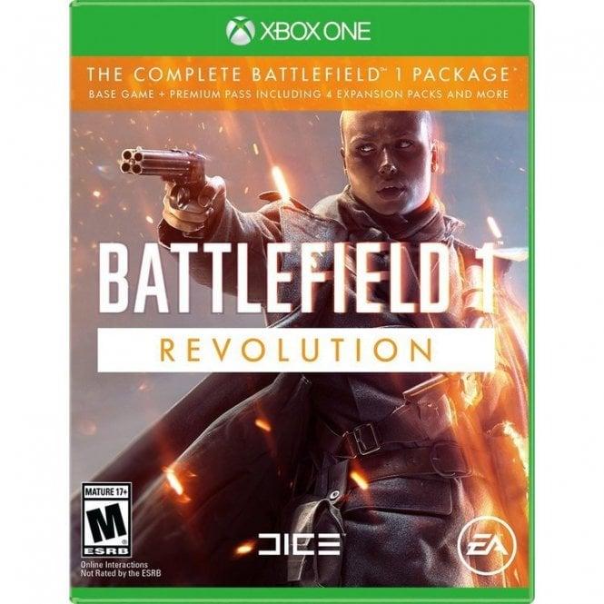 Battlefield 1 Revolution Xbox