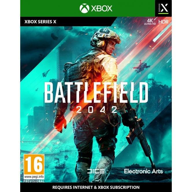 Battlefield 2042 Xbox Series X