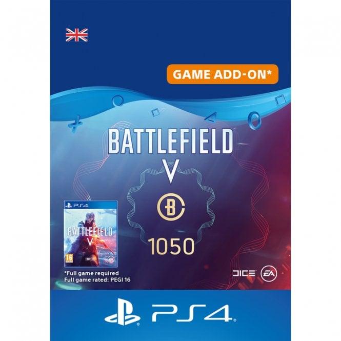 Battlefield V Battlefield Currency 1050