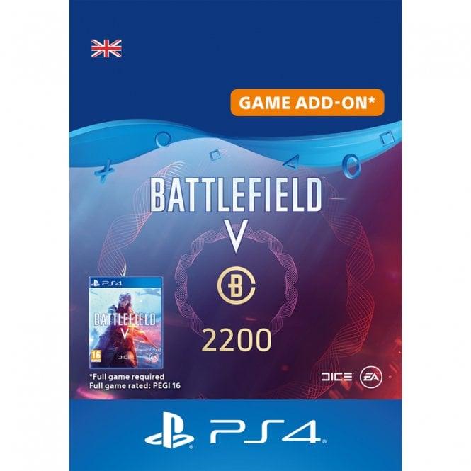 Battlefield V Battlefield Currency 2200