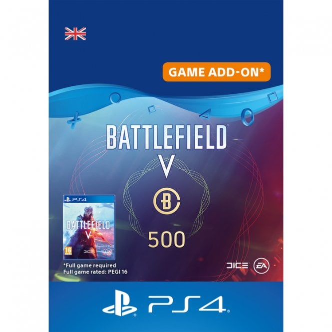 Battlefield V Battlefield Currency 500