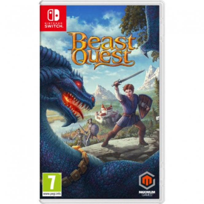 Beast Quest Switch