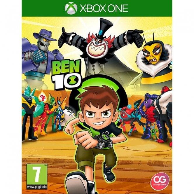 Ben 10 Xbox