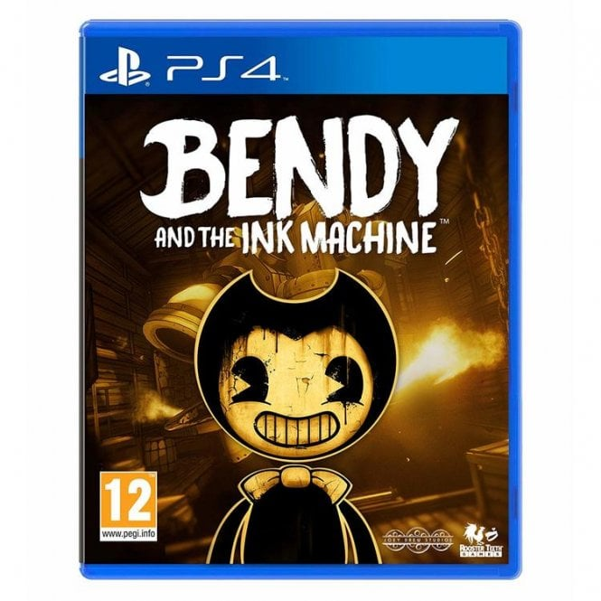 Bendy & The Ink Machine PS4