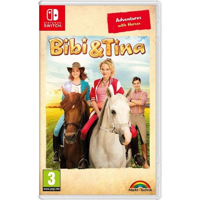 Bibi & Tina Adventures with Horses Switch