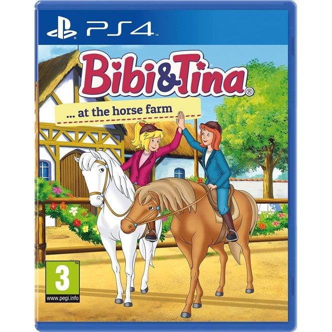 Bibi & Tina at the Horse Farm PS4