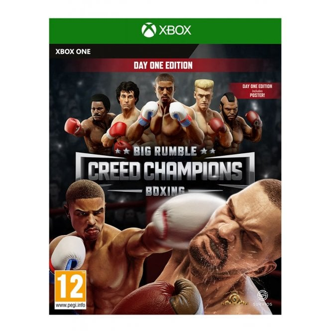 Big Rumble Boxing Creed Champions Day One Edition Xbox