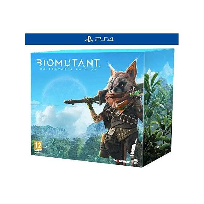 Biomutant Collectors Edition PS4