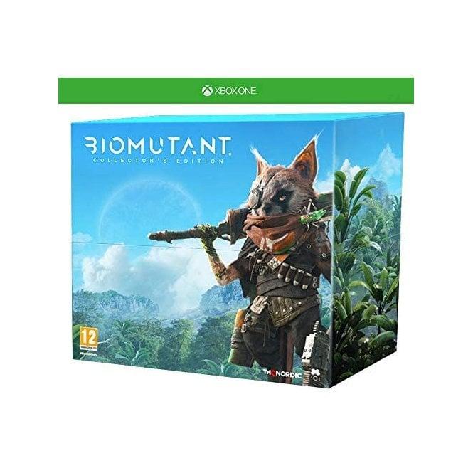 Biomutant Collectors Edition Xbox