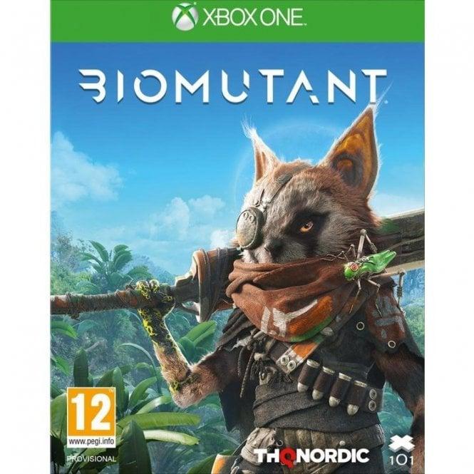 Biomutant Xbox