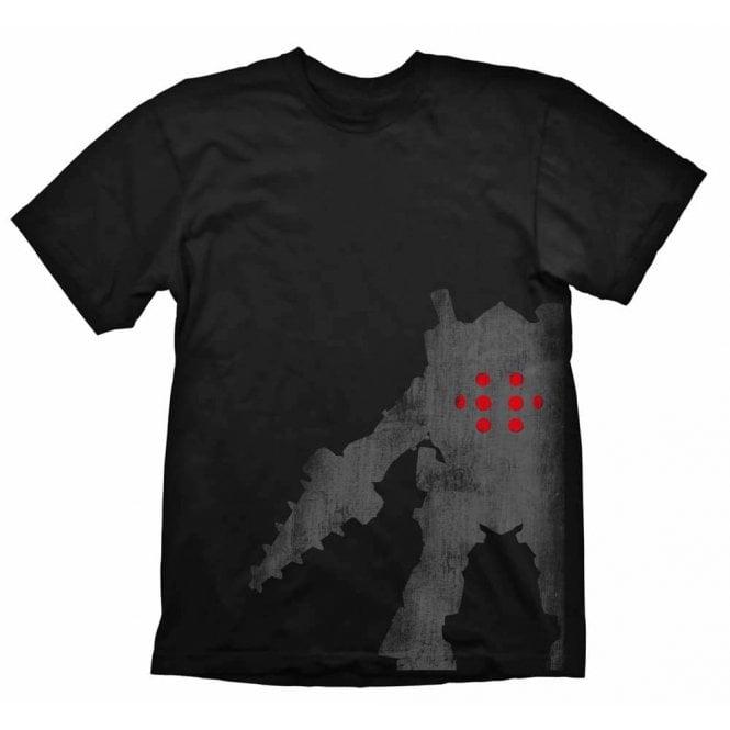 Bioshock Big Daddy T-Shirt Medium