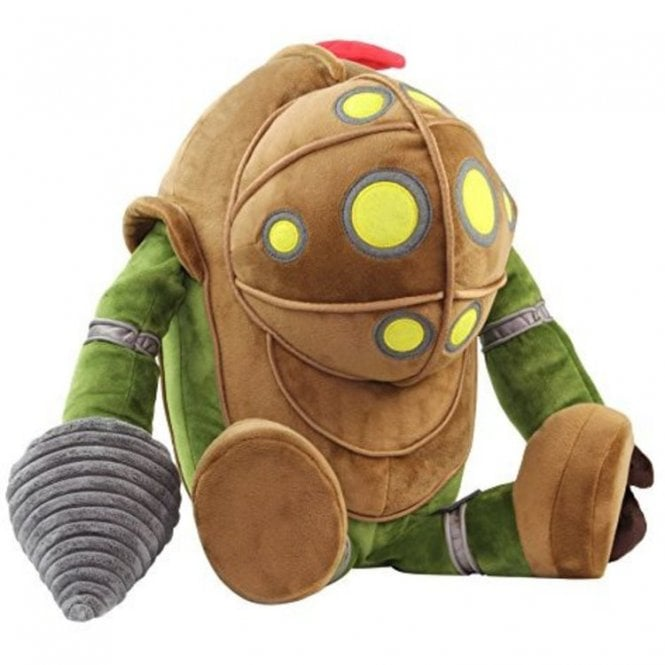 Bioshock Supersize Plush Big Daddy
