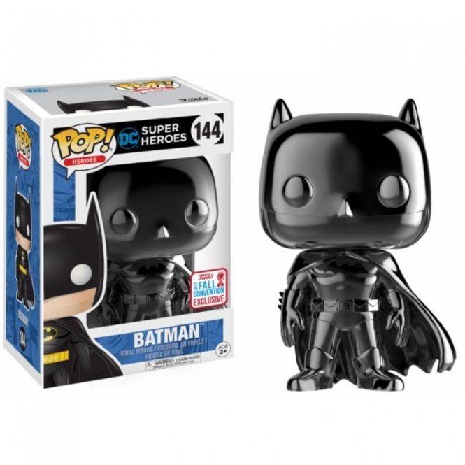 Black Chrome Batman Exclusive POP! Vinyl