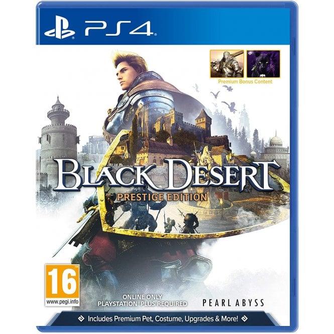 Black Desert PS4