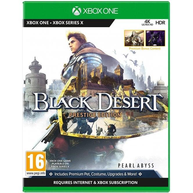 Black Desert Xbox