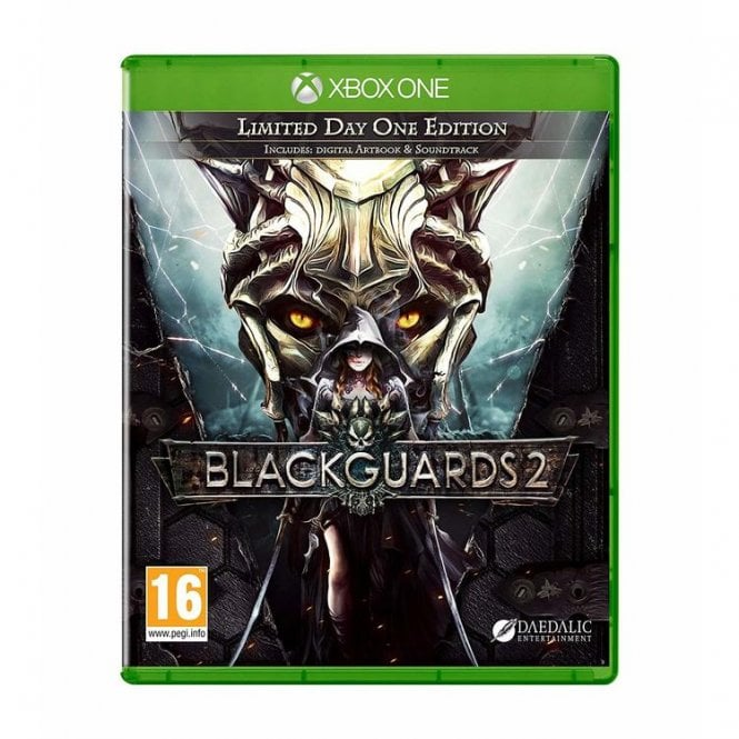 Black Guards 2 Limited Day 1 Edition Xbox