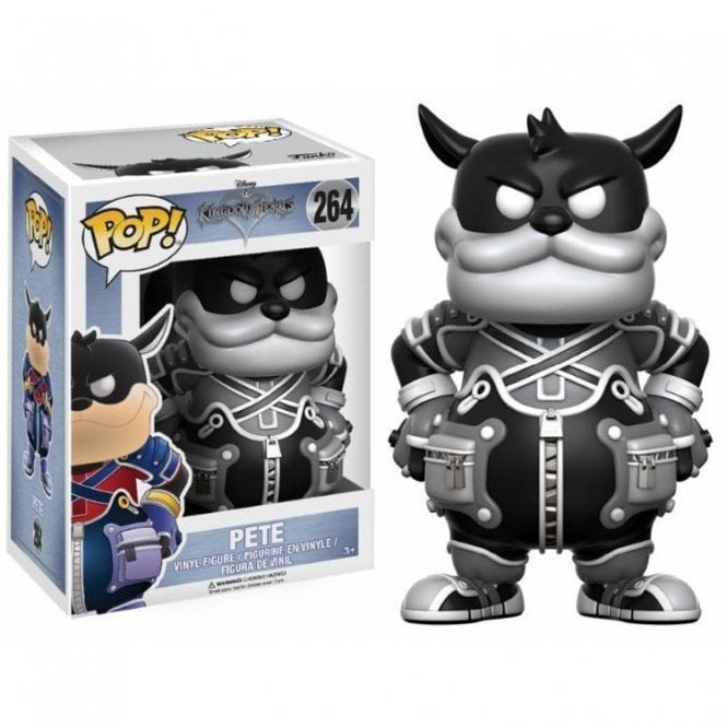 Black & White Pete Exclusive POP! Vinyl