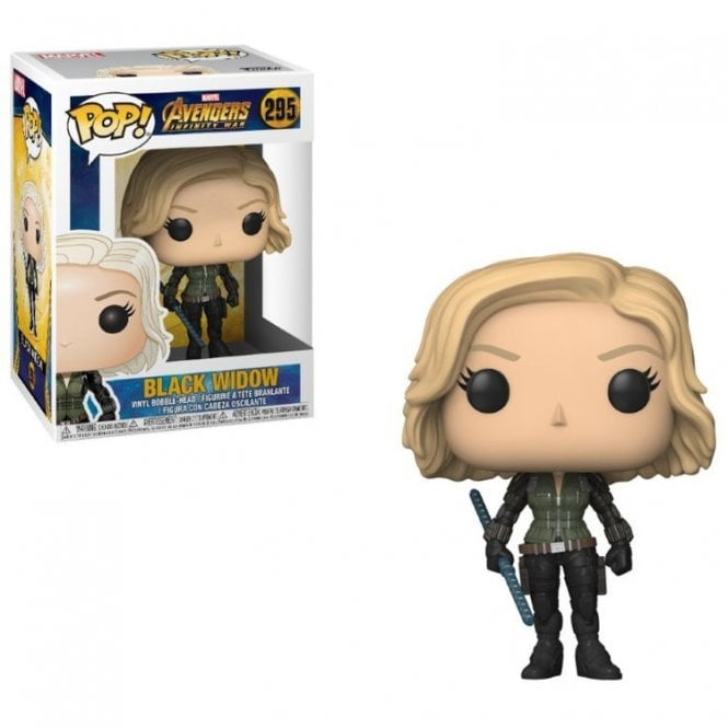 Black Widow POP! Vinyl