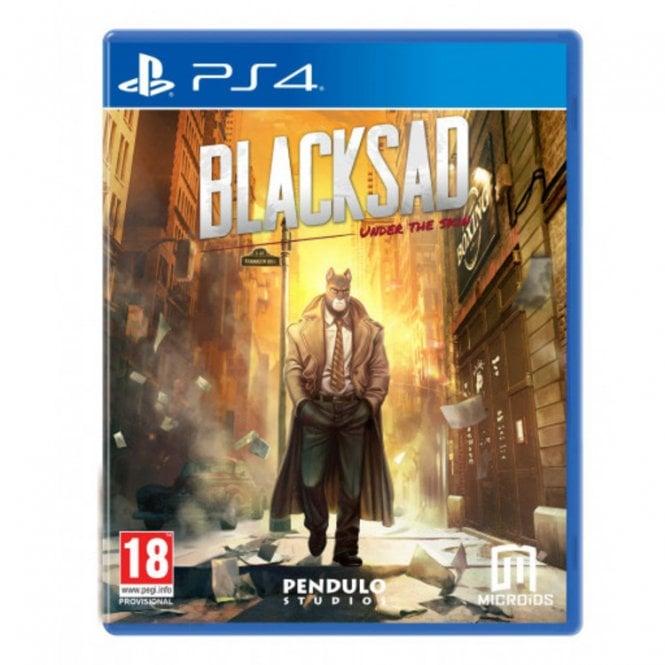 Blacksad The Skin PS4