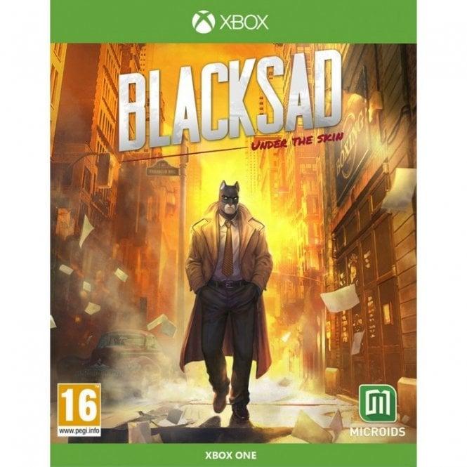 Blacksad the Skin Xbox