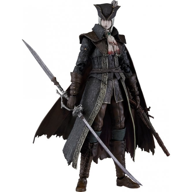 Bloodborne The Old Hunters figma Lady Maria of the Astral Clocktower