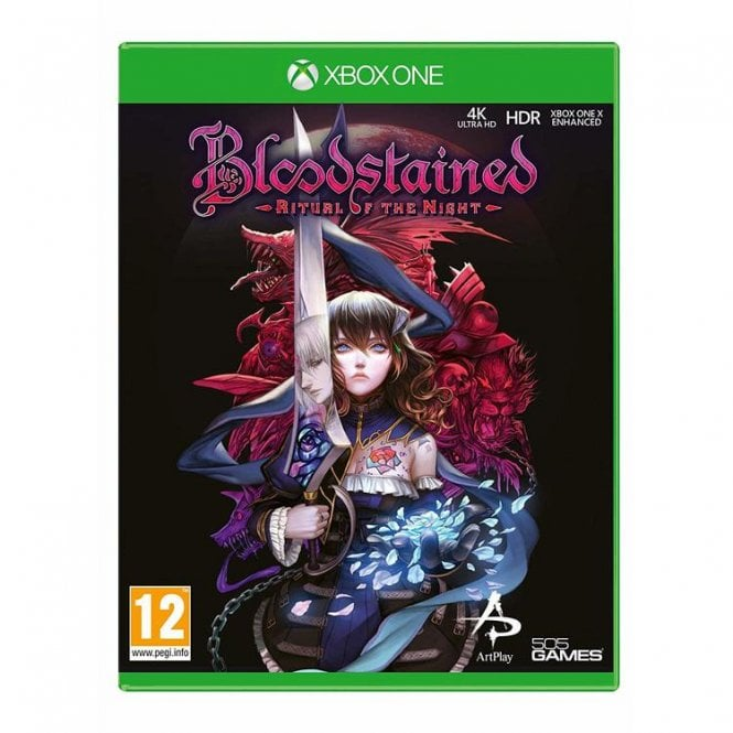 Bloodstained Ritual Night Xbox
