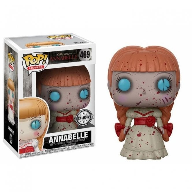Bloody Annabelle Exclusive POP! Vinyl