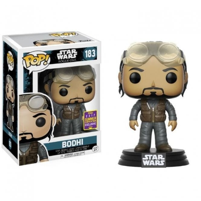 Bodhi Exclusive POP! Vinyl