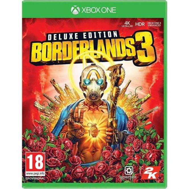 Borderlands 3 Deluxe Xbox
