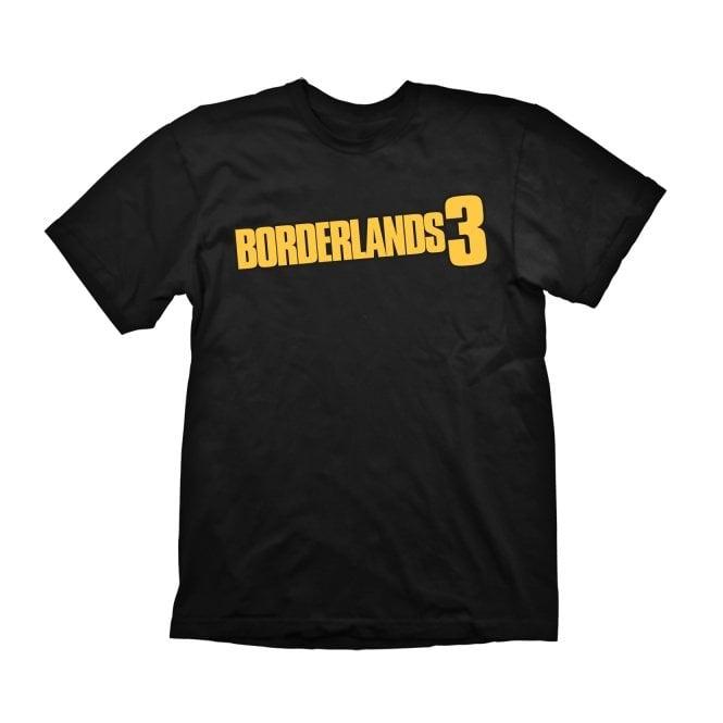Borderlands 3 Logo T-Shirt Large