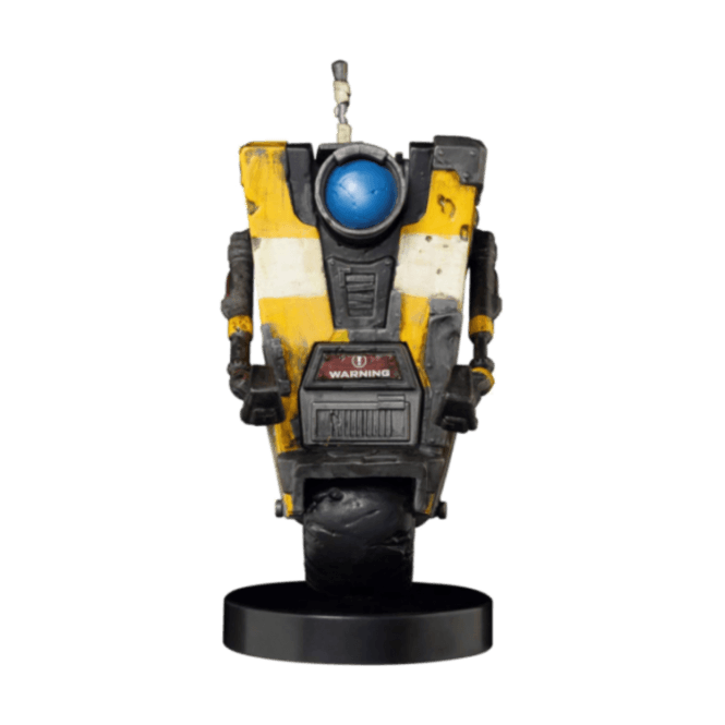 Borderlands Claptrap Cable Guy