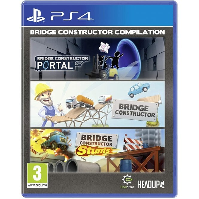 Bridge Constructor Compilation PS4
