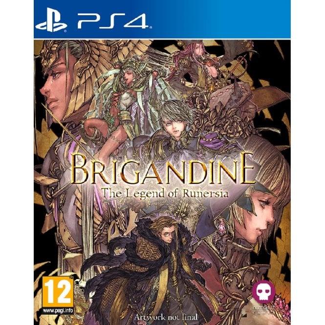Brigandine The Legend of Runersia PS4