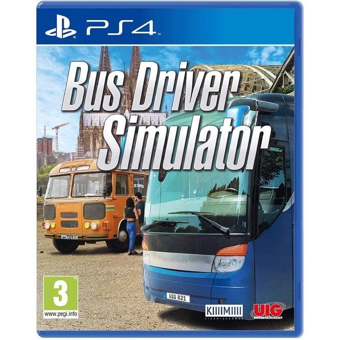 Bus Driver Simulator PS4