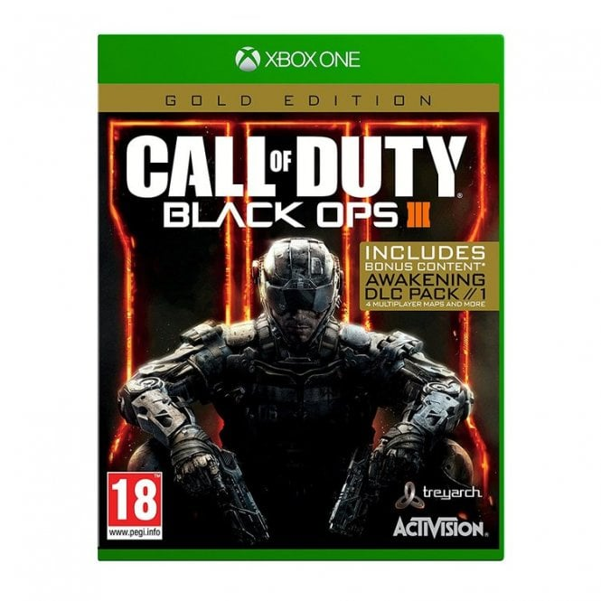 Call of Duty Black Ops 3 Gold Xbox