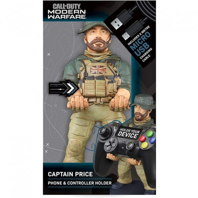 Call of Duty Captain Price Cable Guy
