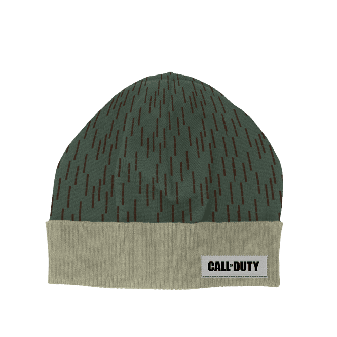 Call of Duty Cold War Double Agent Beanie